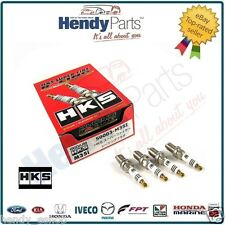 New HKS Superfire Racing Spark plugs (Set 4) HONDA Civic FD2 K20A Type R