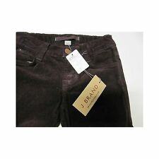 J Brand Baby J Plum Stretch Corduroy Pants Jeans Adjustable Waist Size 3