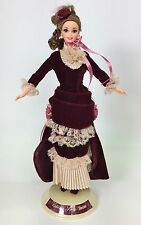 VICTORIAN LADY BARBIE THE GREAT ERAS COLLECTION USED
