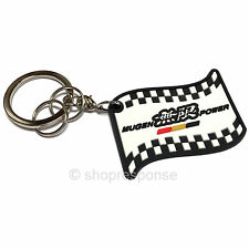 Mugen Power Key Holder A PVC Rubber Keychain Key Ring 90000-XYH-100A Genuine