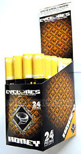 "1 Box (24x) Cyclone Blunts ""Honig"" Blunt Cyclones vorgerollt Honey"