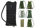 Molle 2.5L Hydration Water Reservoir Pouch Backpack with Hydration Reservoir B