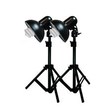 Lusana Studio Photography Lighting Set Table Top Tent Softbox 45W Light