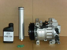 NEW AC COMPRESSOR KIT 2006-2010 INFINITY M45 (NEW OEM AC COMPRESSOR)