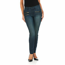 NEW NYDJ Alina Skinny Zip Richmond Jeans - US 14 AU 18 - Not Your Daughters Jean