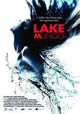 LAKE MUNGO Movie POSTER 27x40 Talia Zucker Rosie Traynor David Pledger Martin