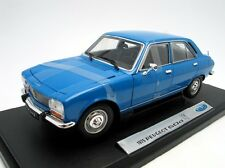 WELLY 1/18 PEUGEOT 504 - 1975 18001BL
