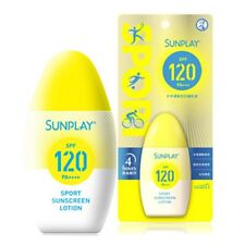 Mentholatum SUNPLAY SPF120 Sport Sunscreen Lotion Sunblock Waterproof 35g