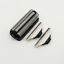 Shaver Cutter/Blade+ Foil Screen for Philips Norelco COMB QS6140 QS6160 QS6141