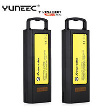 2 Pack 6300mAh 11.1V 3S Replacement Lipo Battery For Yuneec Q500 4K RC Drone