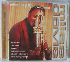 MILES DAVIS - TRUMPET MAN    -  IMPORT JAZZ CD - NEW
