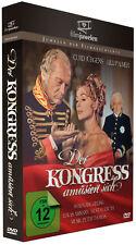 Der Kongress amüsiert sich - mit Curd Jürgens, Lilli Palmer - Filmjuwelen DVD