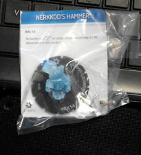 Heroclix Nerkkod's Hammer Fear Itself S105 Super Rare Special Object 105 SR LE