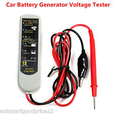 AE350 Car Battery Generator Voltage Tester Alternator Checker Diagnostic Tool
