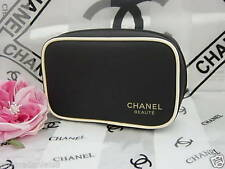Chanel beaute cosmetic makeup bag
