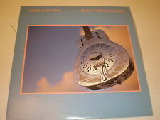 Dire Straits LP Brothers In Arms JAPAN/INSERT