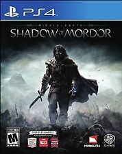 Middle-earth: Shadow of Mordor (Sony PlayStation 4) EUC