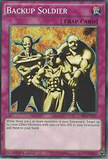 YU-GI-OH CARD: BACKUP SOLDIER - LDK2-ENY39 - 1st EDITION