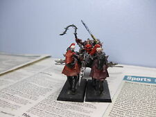 CARRO del Caos Guerrieri del Caos Warhammer Fantasy GW Games Workshop