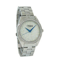Caravelle by Bulova 43L158 Women's Round Analog Crystal Dial & Bezel Watch