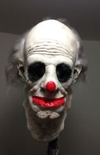 Creepy Mumbles Clown Halloween Mask Killer Klowns Jason Vampire