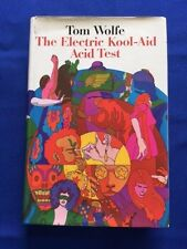 THE ELECTRIC KOOL-AID ACID TEST - FIRST EDITION BY TOM WOLFE