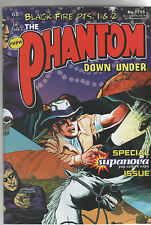 Phantom 1755  Frew Comic 2016 Supernova Down Under Black Fire New