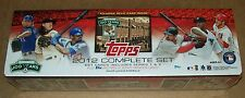 2012 Topps Baseball Fenway 100th Factory Set Bryce Harper rookie RC dirt relic
