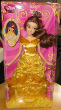 2013 Disney Store Belle Classic doll Beauty and the Beast  barbie type poseable