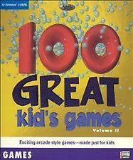 100 Great Kid Games