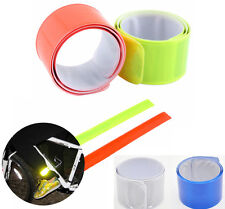 Practical Bike Bicycle Reflective Safety Pant Band Leg Strap Belt Reflector