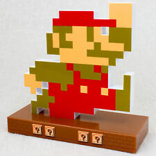 Super Mario Bros. Figure Alarm Clock Mario Ver. JAPAN GAME Nintendo Famicom NES