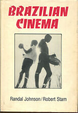 Brazilian Cinema by Robert Stam and Randal Johnson-1982-1st Edition/DJ
