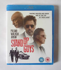 STAND UP GUYS 2013 BLU - RAY DISC - AL PACINO - NEW AND SEALED