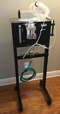 Mobile Anesthesia Cart Veterinary Animal System Isoflurane Sevoflurane