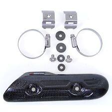Akrapovic Carbon Hitzeschutz KTM EXC-F 350 i.e.4T, SX-F 350 i.e 4T