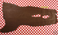 "GENUINE SHARK SKIN LEATHER COGNAC SUPPLE SEMI-MATTE 2 to 3 oz, 43""x25"" Grade ""B"""