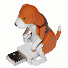 New USB Humping Spot Dog Toy Funny Gadget Novelty Gift Present For Laptop 2 #189
