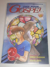 One Pound Gospel #2 Takahashi NM Viz Select Comics 1996