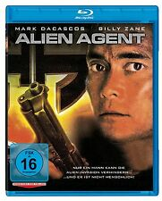 Alien Agent ( Action-Sci-Fi BLU-RAY ) mit Mark Dacascos, Billy Zane, Kim Coates