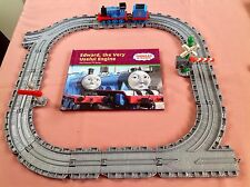 Take Along Thomas & Friends - Edward & Tender Train Story Book And Track Bundle