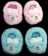 Baby Goods Soft Booties For New Born - Bunny Design  6 Pairs Lot   (E01406BS)