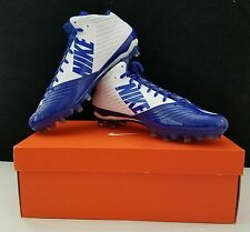 Authentic Dallas Cowboys Team Issued Nike Vapor Speed 3-4 TD PF - Size 13.5