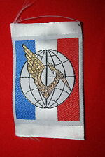 ORIGINAL FRENCH ARMY SPECIAL FORCES RAPIDE ACTION FORCE CLOTH SLEEVE PATCH BADGE