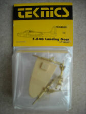 Teknics 1/48 TK48069 F-86G Landing Gear for Tanmiya Kit