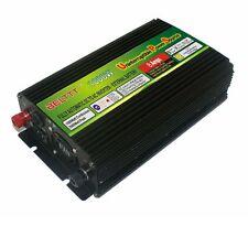 New 1000W 2000W(Peak) 12V to 220V 230V Power Inverter +Charger & UPS LED display
