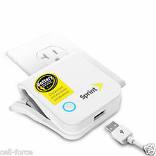 Sprint 1800mAh USB Travel Portable External Battery BackUp Charger Power Bank