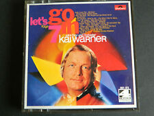 4 TRACK STEREO Tonband KAI WARNER GO IN 7 Mit Chor und Orchester Reel to Reel