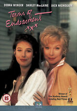 TERMS OF ENDEARMENT - DVD - REGION 2 UK
