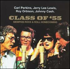CLASS OF '55 D/R CD ~ CARL PERKINS~JERRY LEE LEWIS~ROY ORBISON~JOHNNY CASH *NEW*